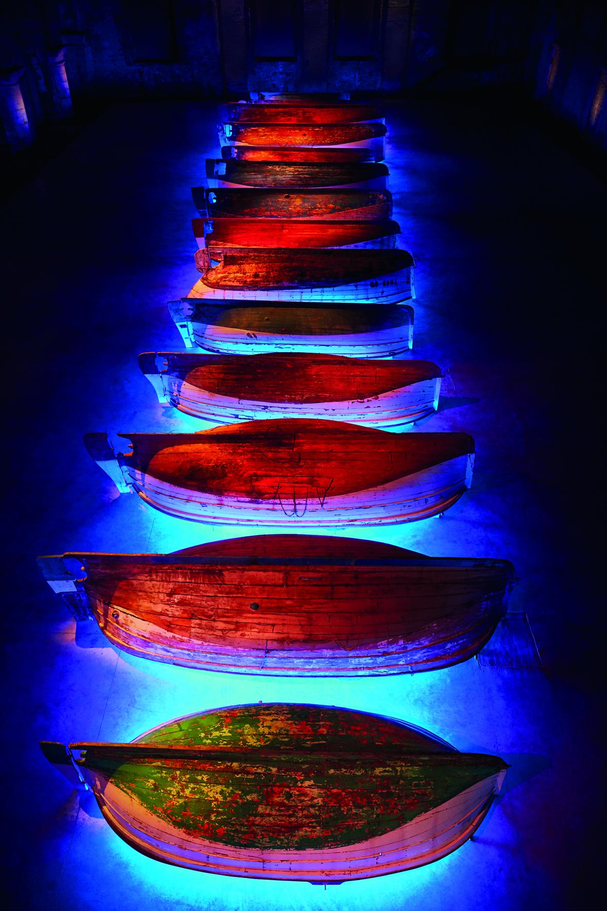 plessi_liquid light_intallazione arsenale