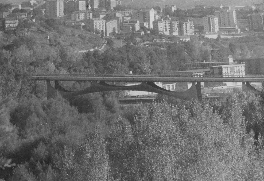 Il ponte sul Basento a Potenza