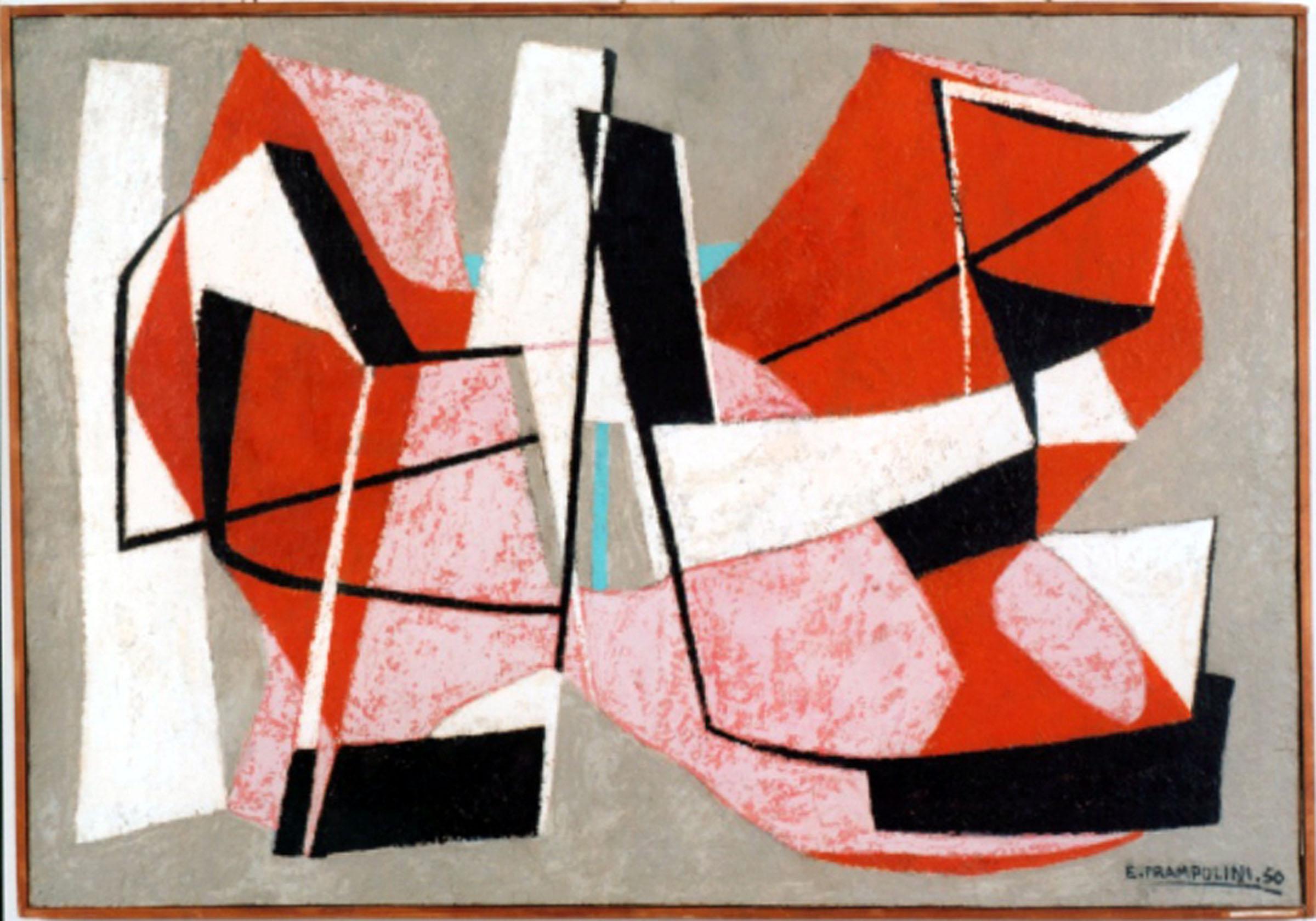 E.Prampolini-Composizione 1952