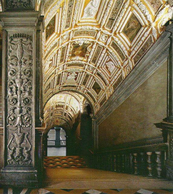 Palazzo Ducale La Scala d'Oro