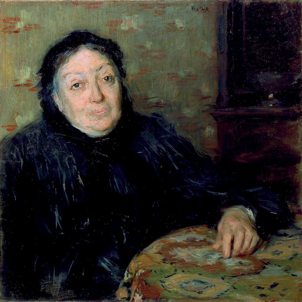 Ritratto di Clelia Ghedini Marani, 1907