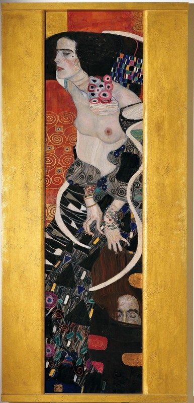 Giuditta-II-Klimt-1909